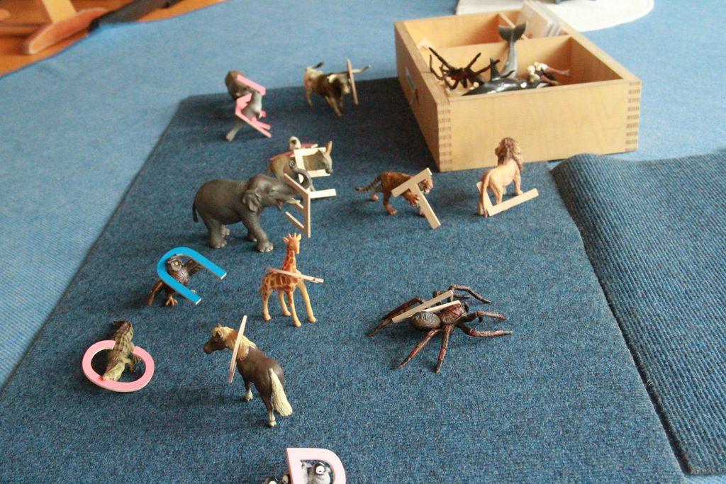 ABC Tiere